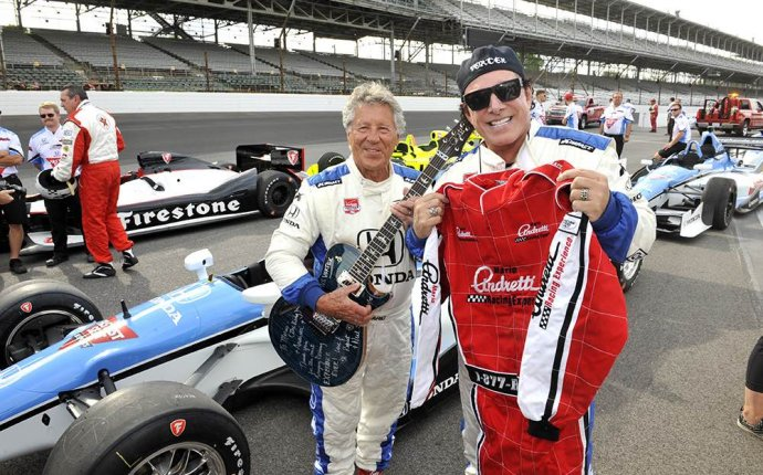 Indy Car Racing Experience