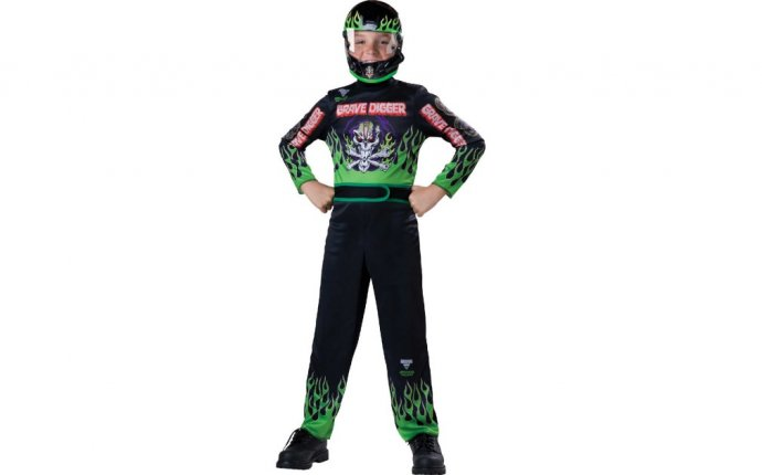 Race Car Driver Costumes Kids
