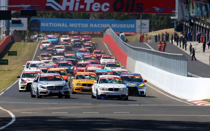Production Car Racing Australia