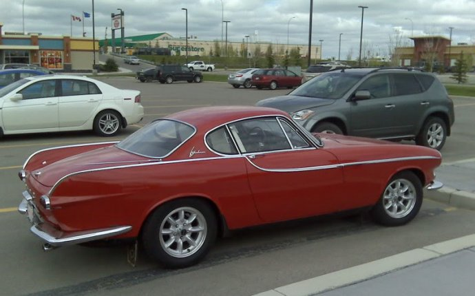 Volvo 1960s Sports Car