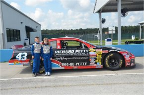Richard Petty Driving Experience Junior Ride-Alongs