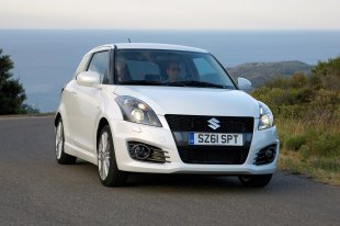 Suzuki Swift Sport - the best cheap fast cars
