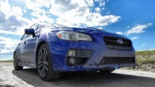 The 2016 Subaru WRX is an enthusiast's car