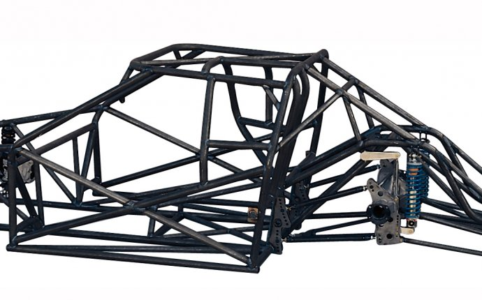 Drag Race Car Chassis