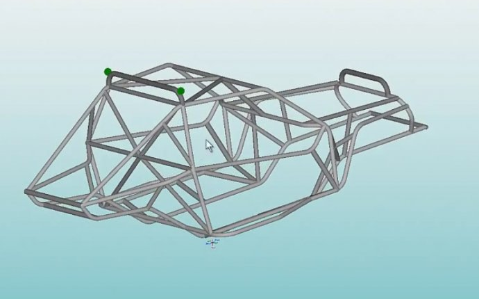 Race Car Chassis Design