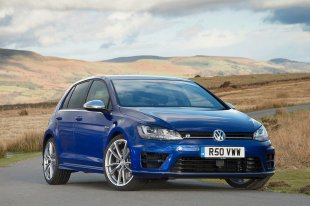 VW Golf R - cheap fast cars