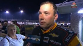 Watch Ryan Newman call Tony Stewart bipolar